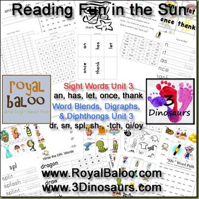 readingfuninthesun-unit3