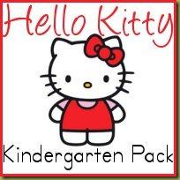 Hello Kitty Printable Packs