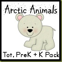 Arctic Animals Printable Packs