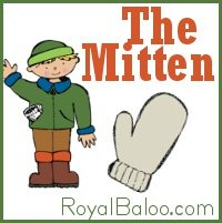 graphic relating to The Mitten Story Printable named Totally free The Mitten Printable Packs - Royal Baloo