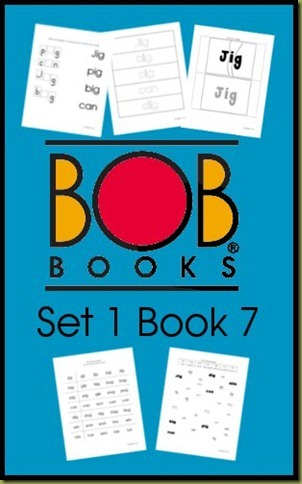 Free BOB Books Book 7 Printables