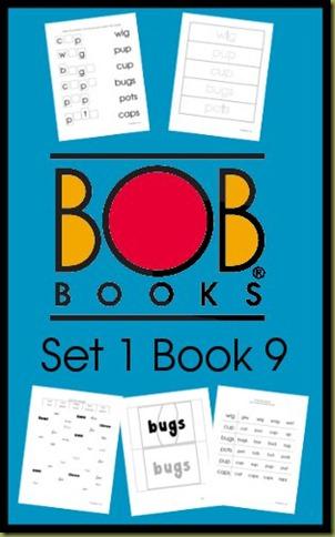 BOB Books Set 1 Book 9 Free Printables