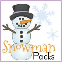 Free Snowman Packs