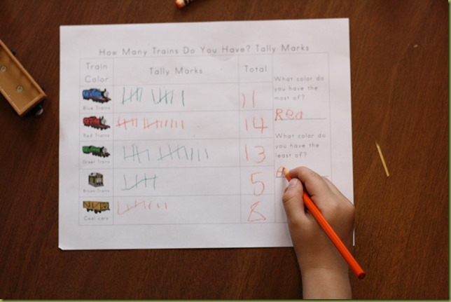 Math with Thomas - 1st grade measuring, adding, comparing and more!