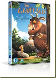 The Gruffalo DVD cover