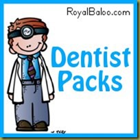 Dentist Printable Packs