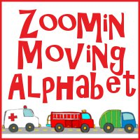 Zoomin Moving Alphabet