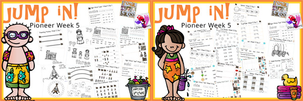 Jump In To Summer Learning - Pioneer