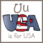 Toddler Time Printables – 4th of July