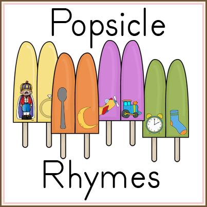 Popsicle Rhymes