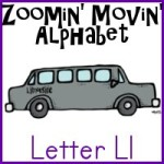 Ll is for Limo–Zoomin Moving ABCs