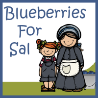 Letter B and Blueberries for Sal