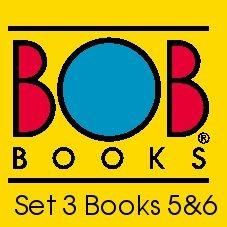 Free BOB Books Printables Set 3 Books 5 and 6