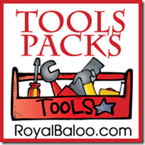Free Tool Pack for PreK and Toddler