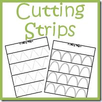 Cutting Strip Art