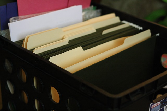 Organizing and Storing Your Printables