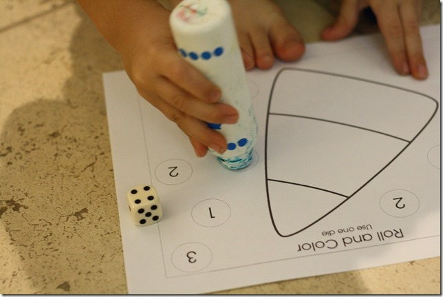 Using Printables for Math