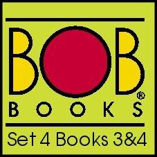 Free BOB Books Printables Set 4 Books 3 and 4