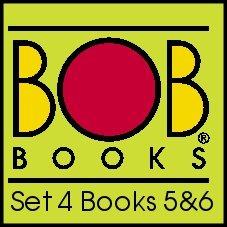 Free BOB Books Printables Set 4 Books 5 and 6