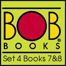 Free BOB Books Printables Set 4 Books 7 and 8