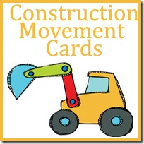 Free Construction Movement Cards
