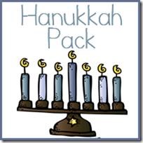 Free Hanukkah Printable Pack