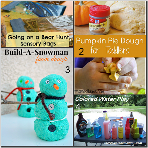 Sensory Play Party Ideas
