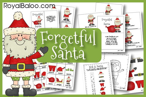 forgetfulsantapreview