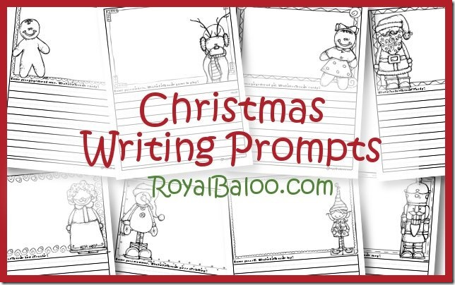 Fun Christmas Writing Prompts