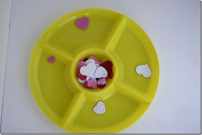 Valentine Heart Sorting