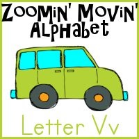 Vv is for Van–Zoomin Moving ABCs