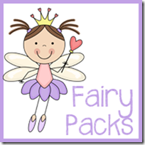 Fairy Packs for tot, PreK,Kindergarten, first and second grades