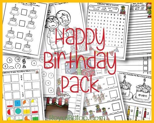 free birthday pack k 2nd royal baloo. Black Bedroom Furniture Sets. Home Design Ideas