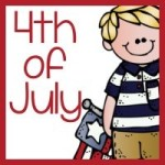 4th of July Writing Materials