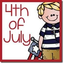 Fourth of July Calendar Cards Free
