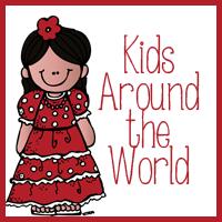 Kids Around the World Calendar Cards
