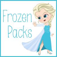 Free Frozen Calendar Cards