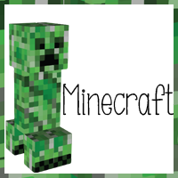 Free Minecraft Calendar Cards and Notebook