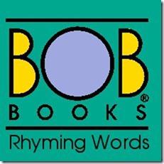 BOB Books Rhyming Words Printables