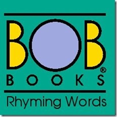 BOB Books Rhyming Words Books 3 and 4