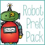 Robot PreK Pack