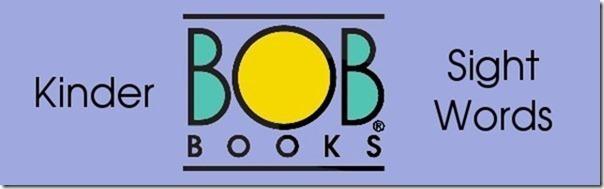 BOB Books Kindergarten Books 7 and 8