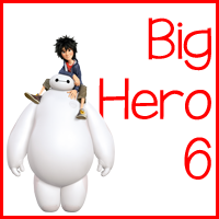 Big Hero 6 Printable Packs