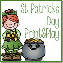 St. Patricks Day Print And Play