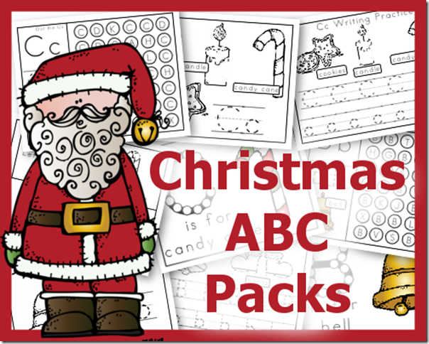 christmasABCpackpreview