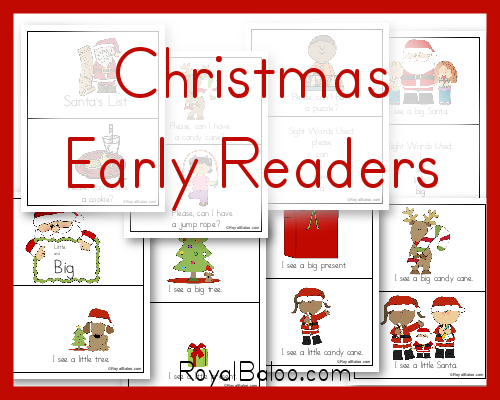 Christmas Early Readers