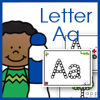 Welcome to the Do a Dot ABCs Pack!