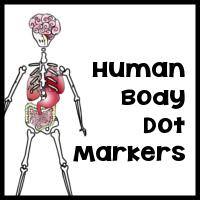 humanbodydotmarkers