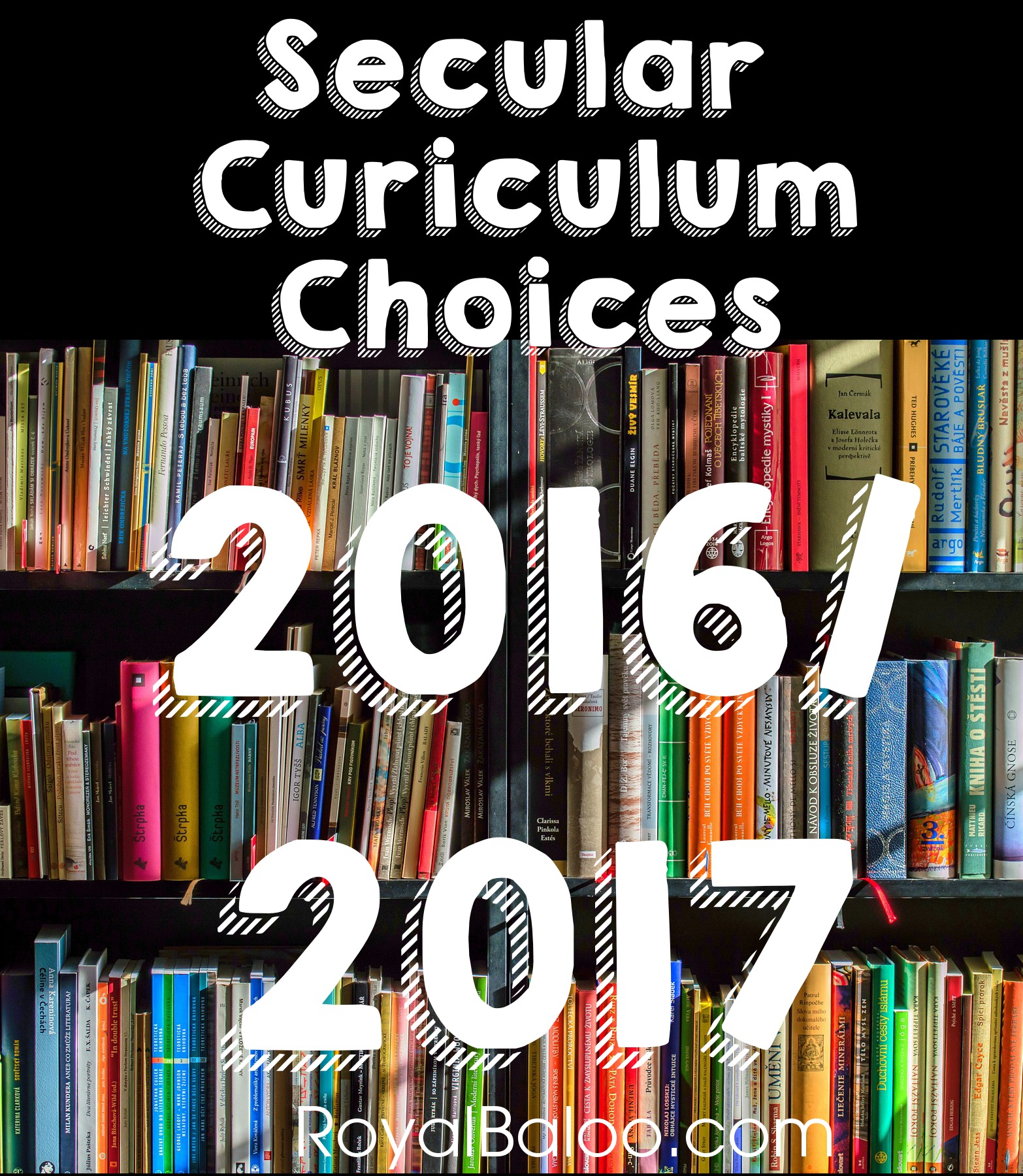 2016/2017 Curriculum Overview