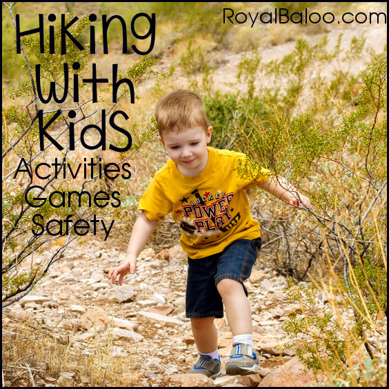 Hiking with Kids - a fun and simple guide to enjoying hikes with your young kids